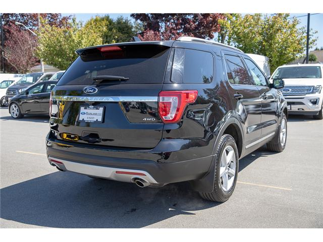2017 Ford Explorer XLT (Stk: 9EX3379A) in Vancouver - Image 7 of 24