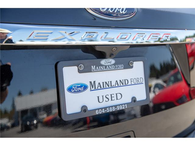 2017 Ford Explorer XLT (Stk: 9EX3379A) in Vancouver - Image 10 of 24