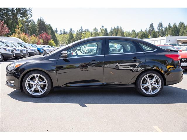 2015 Ford Focus Titanium (Stk: P2006A) in Vancouver - Image 4 of 27