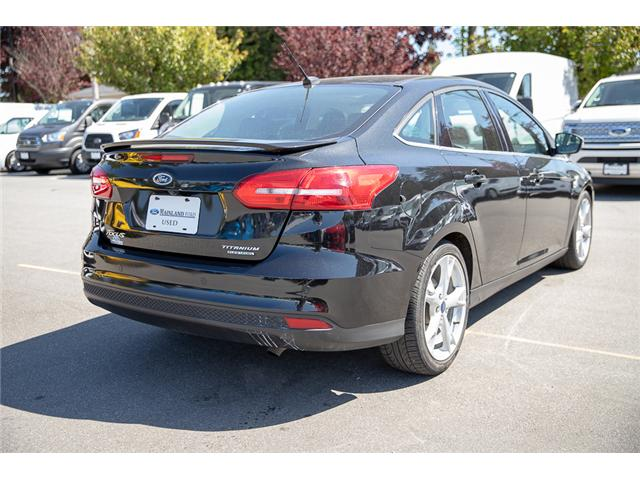 2015 Ford Focus Titanium (Stk: P2006A) in Vancouver - Image 7 of 27