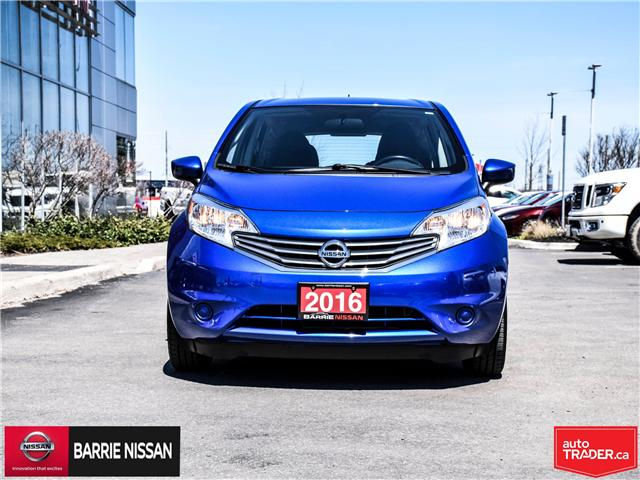 2016 Nissan Versa Note 1.6 SV (Stk: P4556) in Barrie - Image 2 of 24