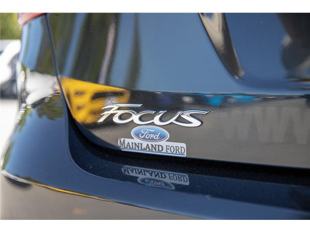 2015 Ford Focus Titanium (Stk: P2006A) in Vancouver - Image 9 of 27