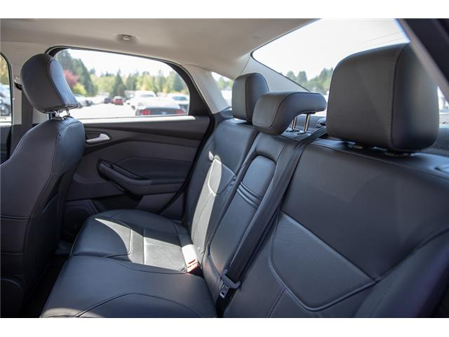 2015 Ford Focus Titanium (Stk: P2006A) in Vancouver - Image 14 of 27