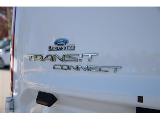 2017 Ford Transit Connect XLT (Stk: P4789) in Vancouver - Image 10 of 26