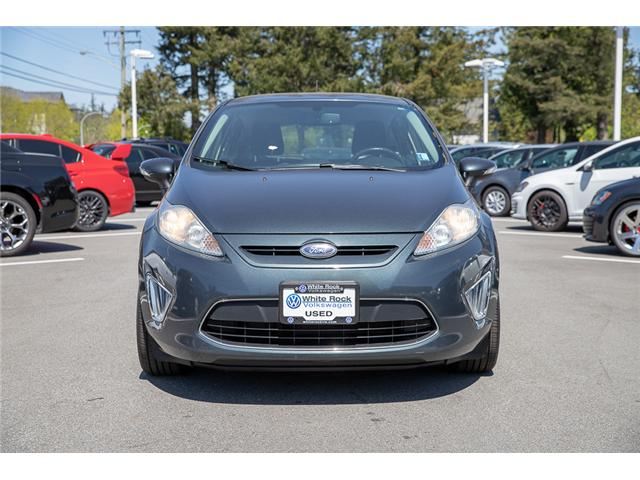 2011 Ford Fiesta SES (Stk: JT216190A) in Vancouver - Image 2 of 24