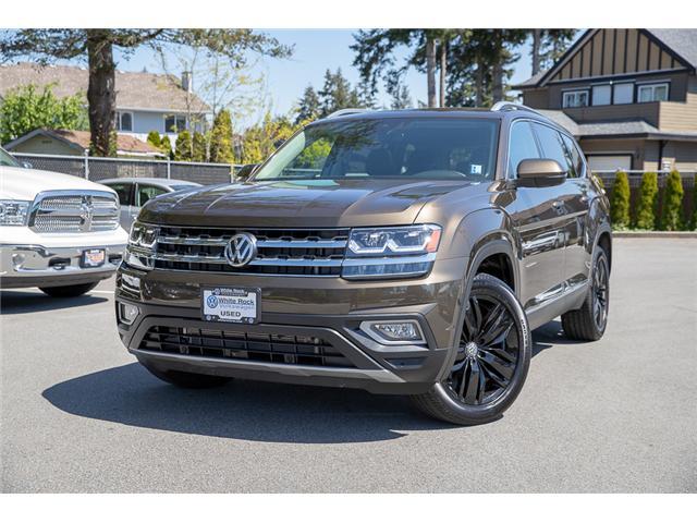 2019 Volkswagen Atlas 3.6 FSI Execline (Stk: KA512001) in Vancouver - Image 3 of 30