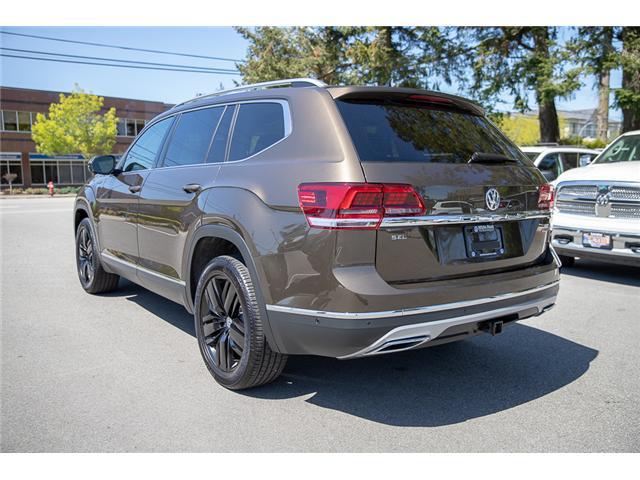 2019 Volkswagen Atlas 3.6 FSI Execline (Stk: KA512001) in Vancouver - Image 5 of 30