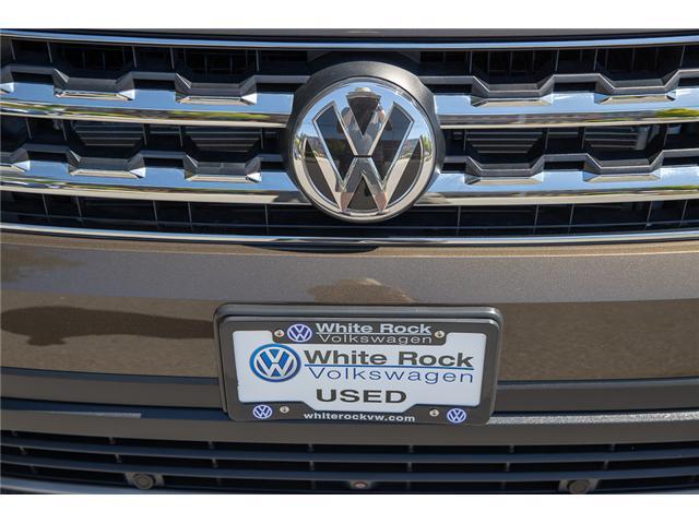 2019 Volkswagen Atlas 3.6 FSI Execline (Stk: KA512001) in Vancouver - Image 9 of 30