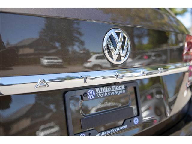 2019 Volkswagen Atlas 3.6 FSI Execline (Stk: KA512001) in Vancouver - Image 11 of 30