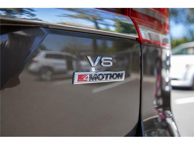 2019 Volkswagen Atlas 3.6 FSI Execline (Stk: KA512001) in Vancouver - Image 12 of 30