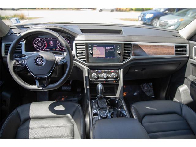 2019 Volkswagen Atlas 3.6 FSI Execline (Stk: KA512001) in Vancouver - Image 19 of 30