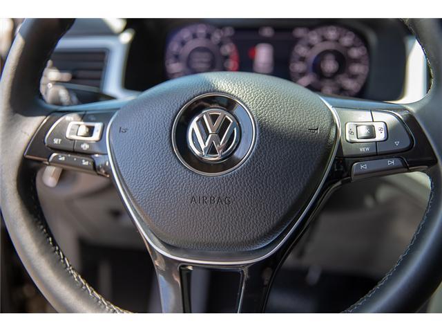 2019 Volkswagen Atlas 3.6 FSI Execline (Stk: KA512001) in Vancouver - Image 24 of 30