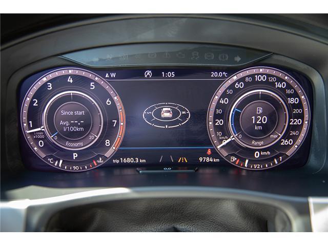 2019 Volkswagen Atlas 3.6 FSI Execline (Stk: KA512001) in Vancouver - Image 25 of 30