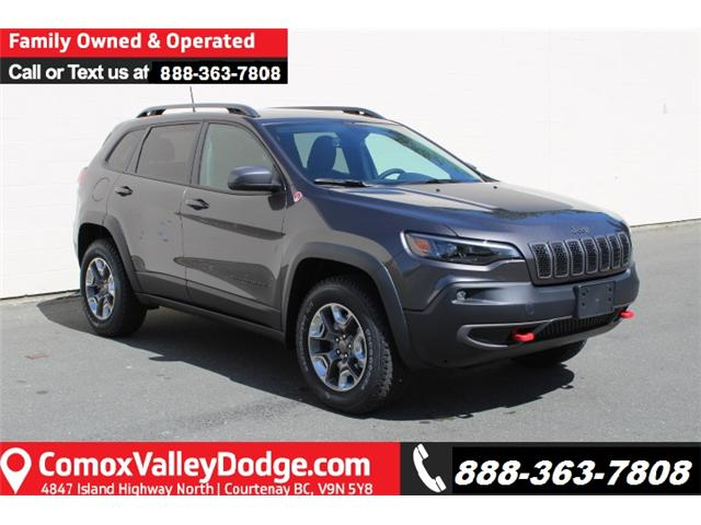 2019 Jeep Cherokee Trailhawk (Stk: D426984) in Courtenay - Image 1 of 30