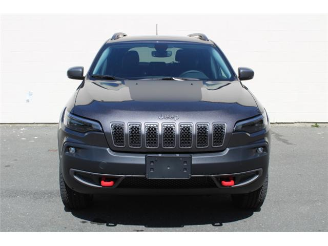 2019 Jeep Cherokee Trailhawk (Stk: D426984) in Courtenay - Image 25 of 30
