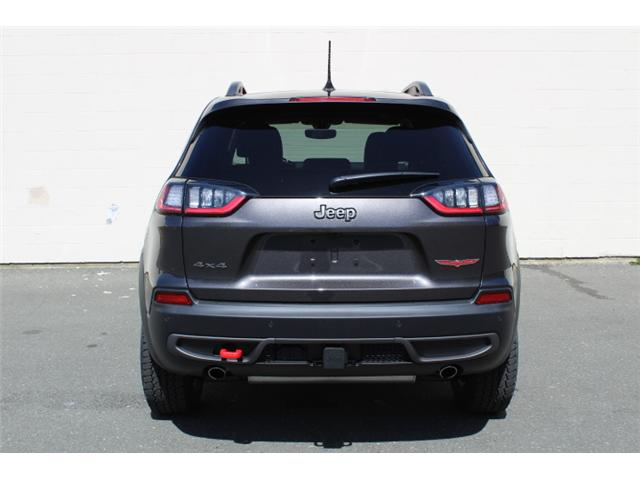2019 Jeep Cherokee Trailhawk (Stk: D426984) in Courtenay - Image 27 of 30