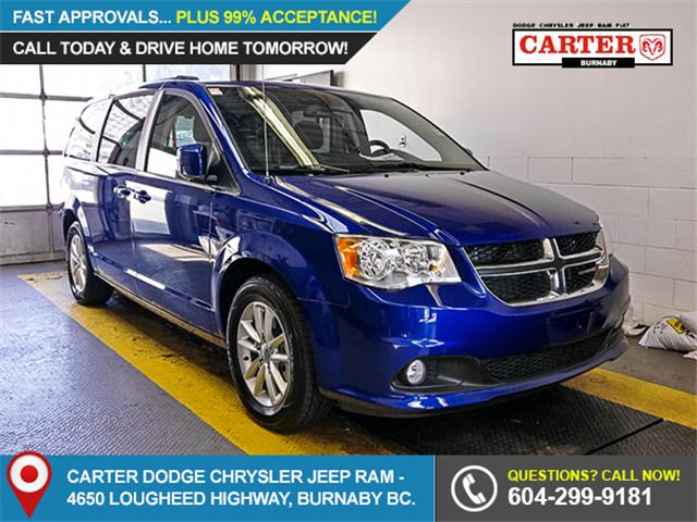 2018 Dodge Grand Caravan CVP/SXT (Stk: X-6105-0) in Burnaby - Image 1 of 24