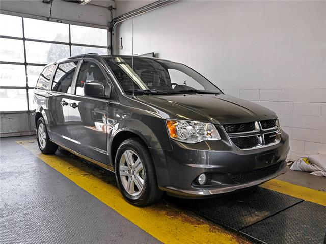2018 Dodge Grand Caravan Crew (Stk: X-6104-0) in Burnaby - Image 2 of 24