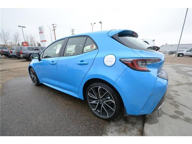 2019 Toyota Corolla Hatchback Base (Stk: 12126) in Lloydminster - Image 9 of 12