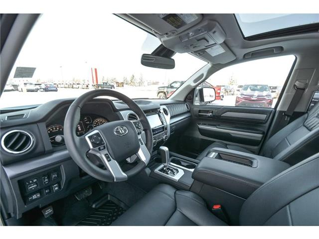 2019 Toyota Tundra Platinum 5.7L V8 (Stk: TUK009) in Lloydminster - Image 3 of 18