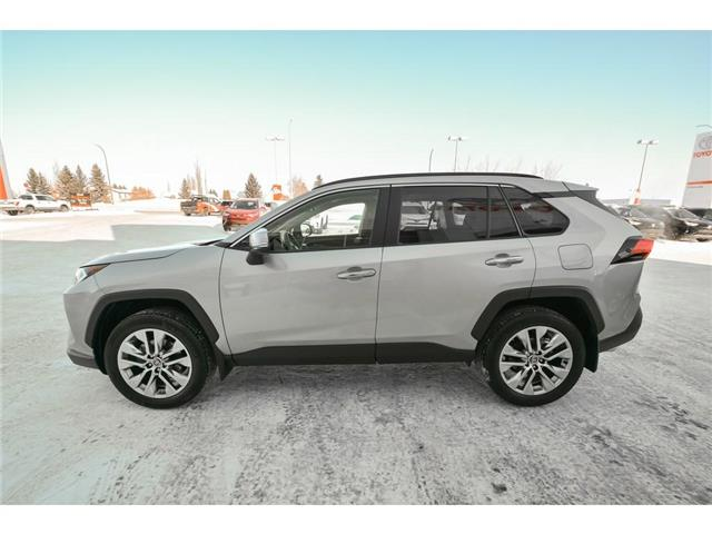 2019 Toyota RAV4 Limited (Stk: RAK038) in Lloydminster - Image 10 of 12