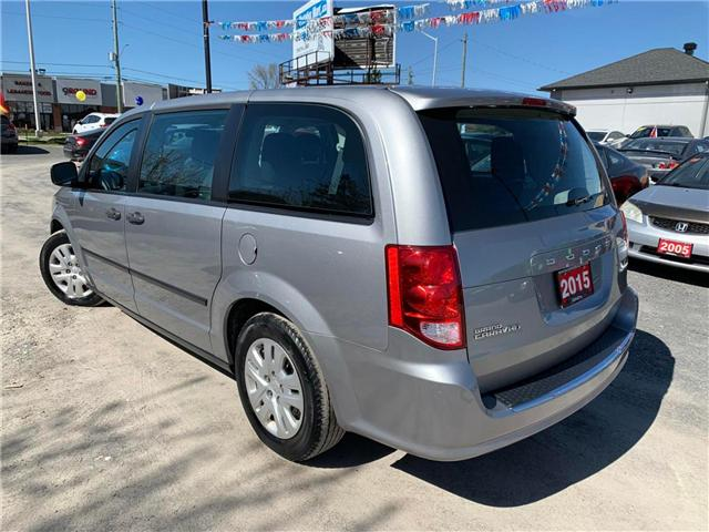 2015 Dodge Grand Caravan SE/SXT (Stk: 605170) in Orleans - Image 2 of 27
