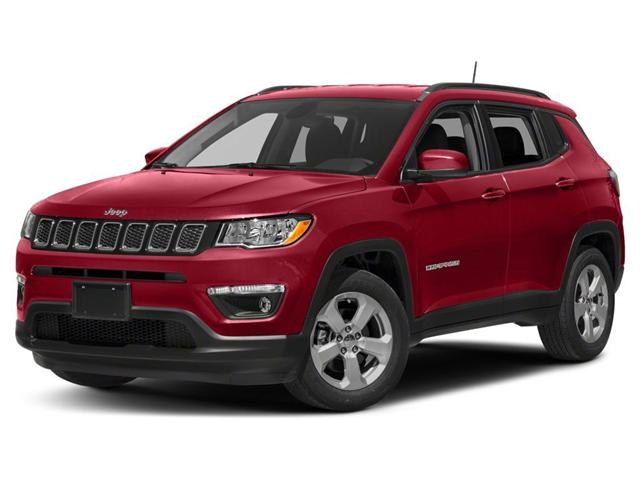 2018 Jeep Compass North (Stk: PW0419) in Devon - Image 1 of 9