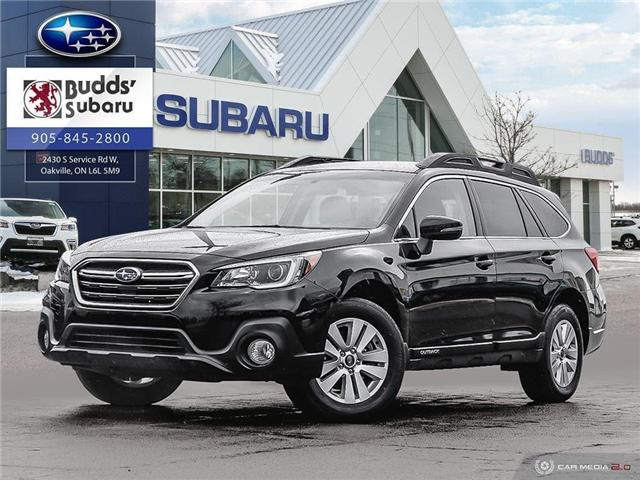 2018 Subaru Outback  (Stk: O18198R) in Oakville - Image 1 of 27