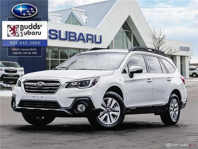 2018 Subaru Outback  (Stk: O18204R) in Oakville - Image 1 of 28