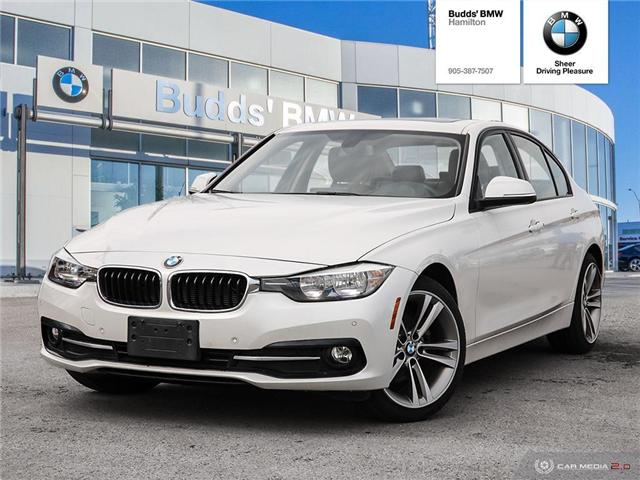 2016 BMW 320i xDrive (Stk: DH3142) in Hamilton - Image 1 of 27