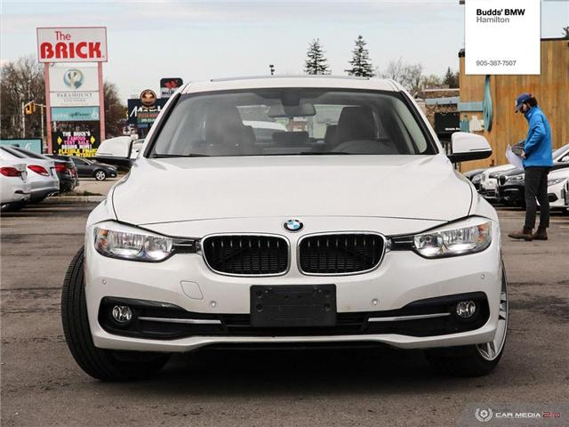 2016 BMW 320i xDrive (Stk: DH3142) in Hamilton - Image 2 of 27
