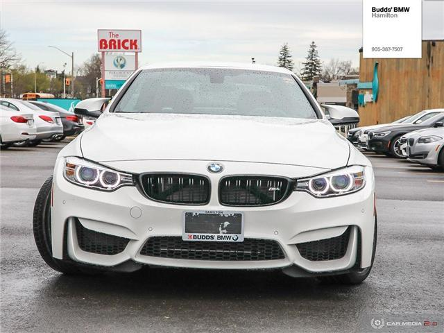 2016 BMW M4 Base (Stk: DH3153) in Hamilton - Image 2 of 25