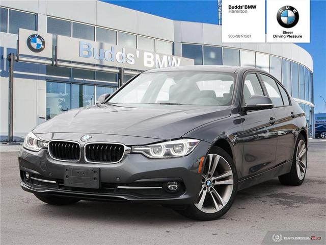 2016 BMW 320i xDrive (Stk: DH3155) in Hamilton - Image 1 of 27