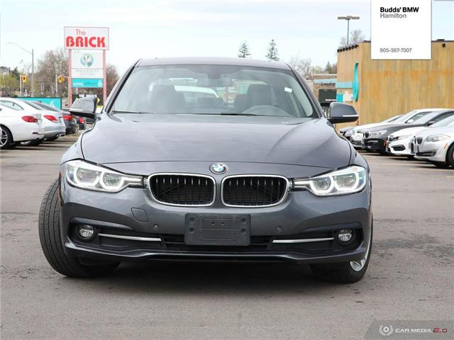 2016 BMW 320i xDrive (Stk: DH3155) in Hamilton - Image 2 of 27