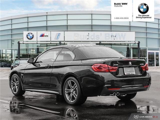 2019 BMW 430i xDrive (Stk: B694555A) in Oakville - Image 3 of 25