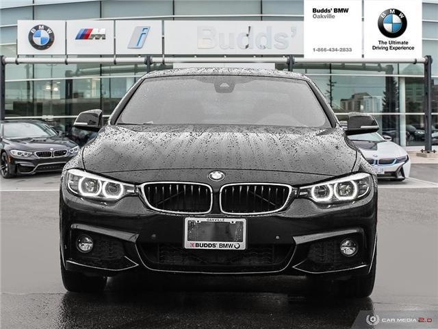 2019 BMW 430i xDrive (Stk: B694555A) in Oakville - Image 8 of 25