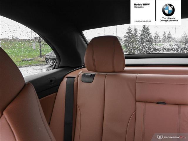 2019 BMW 430i xDrive (Stk: B694555A) in Oakville - Image 12 of 25