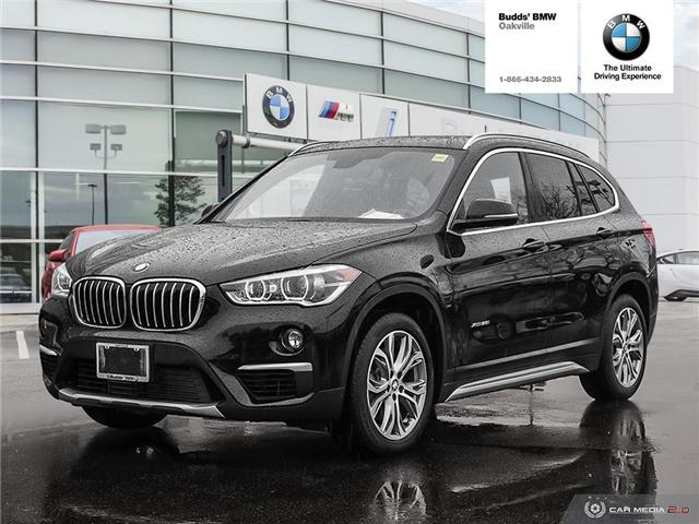 2018 BMW X1 xDrive28i (Stk: T694028A) in Oakville - Image 1 of 25