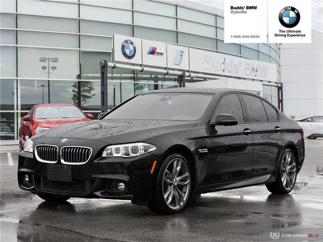 2016 BMW 535i xDrive (Stk: DB5591) in Oakville - Image 1 of 25