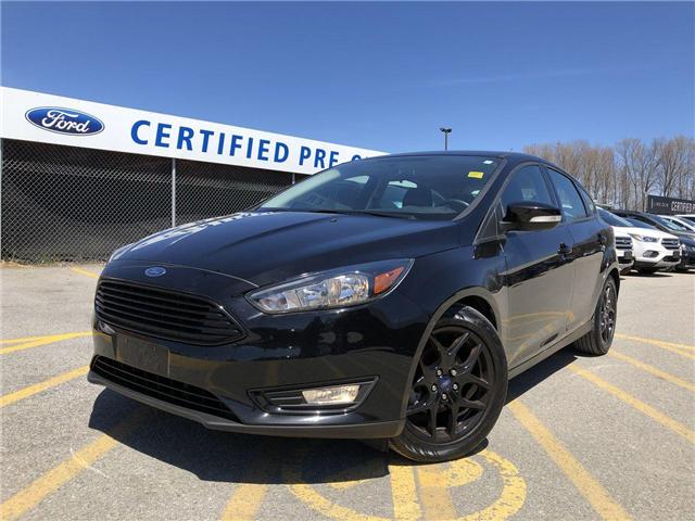 2017 Ford Focus SEL (Stk: ED19207A) in Barrie - Image 1 of 26