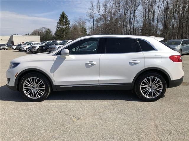 2018 Lincoln MKX Reserve (Stk: ES19341A) in Barrie - Image 2 of 30