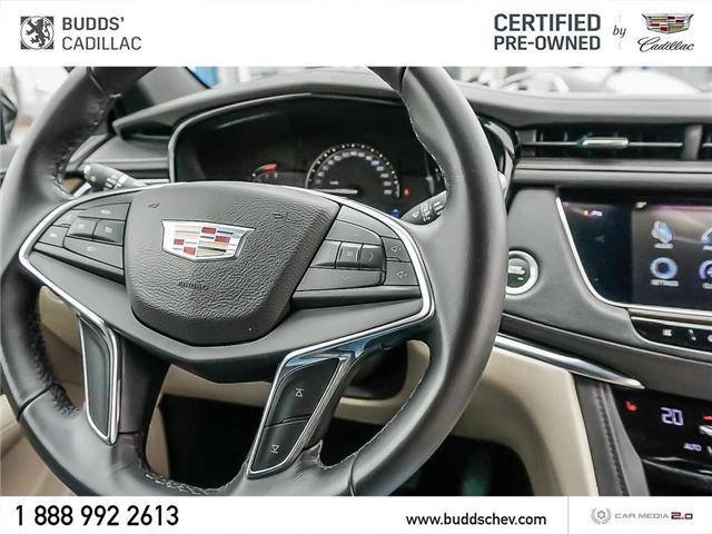 2017 Cadillac XT5 Base (Stk: XT7142L) in Oakville - Image 9 of 25