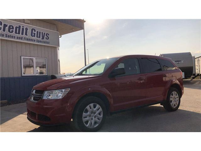 2017 Dodge Journey CVP/SE (Stk: I7376) in Winnipeg - Image 1 of 21