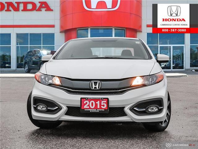 2015 Honda Civic  (Stk: U4951) in Cambridge - Image 2 of 27