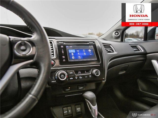 2015 Honda Civic  (Stk: U4951) in Cambridge - Image 20 of 27