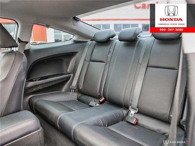 2015 Honda Civic  (Stk: U4951) in Cambridge - Image 24 of 27