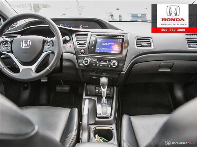 2015 Honda Civic  (Stk: U4951) in Cambridge - Image 25 of 27