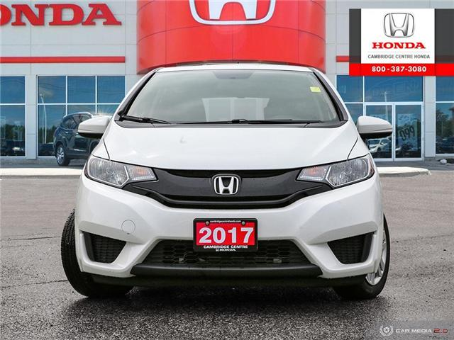 2017 Honda Fit DX (Stk: 19696A) in Cambridge - Image 2 of 27