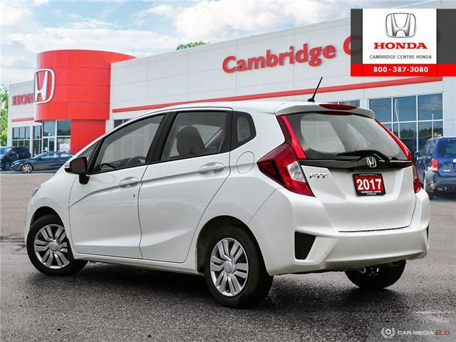 2017 Honda Fit DX (Stk: 19696A) in Cambridge - Image 4 of 27