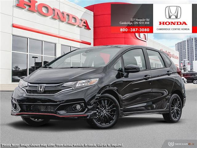2019 Honda Fit Sport (Stk: 19781) in Cambridge - Image 1 of 24